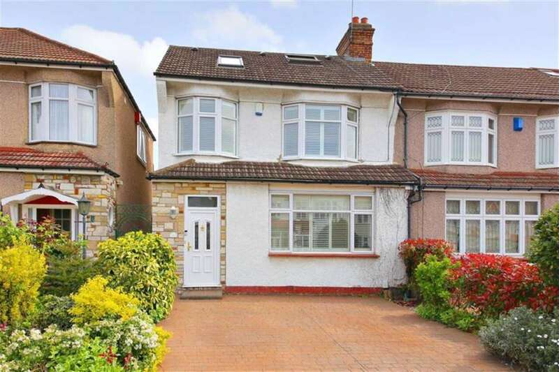4 Bedrooms Property for sale in Bush Hill Road, Winchmore Hill, London