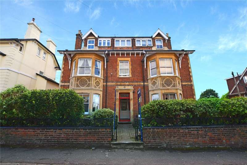 2 Bedrooms Apartment Flat for sale in Milman Road, Reading, Berkshire, RG2
