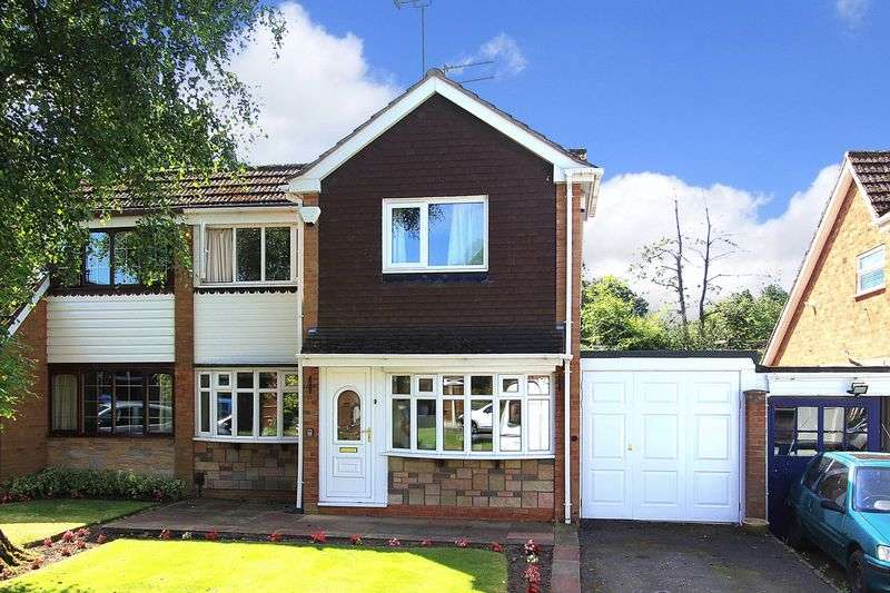 3 Bedrooms Semi Detached House for sale in FINCHFIELD, Birchglade