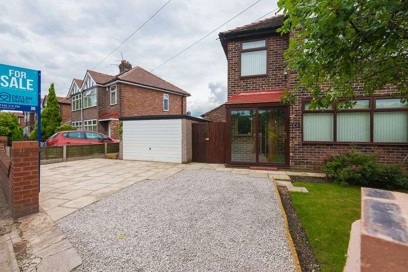 3 Bedrooms Semi Detached House for sale in Smith Drive, Warrington