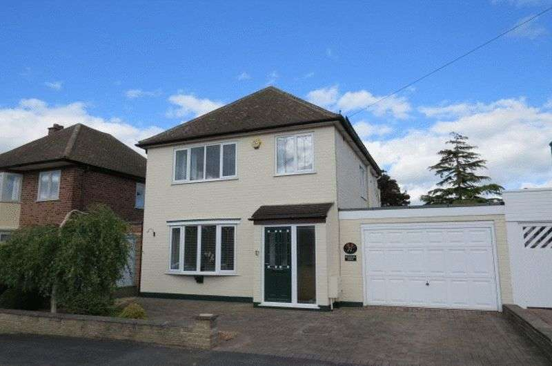 3 Bedrooms Detached House for sale in Sussex Avenue, Melton Mowbray