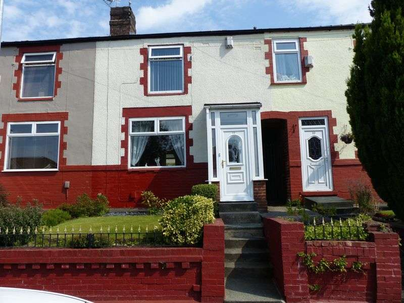 2 Bedrooms Terraced House for sale in George Street, Shaw