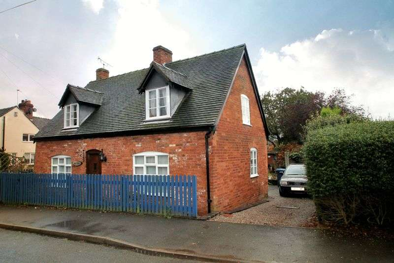 3 Bedrooms Detached House for sale in High Street, Stafford