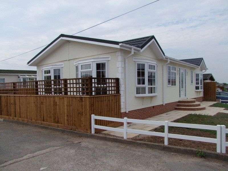 2 Bedrooms Detached House for sale in Greenacre Park, Swadlincote