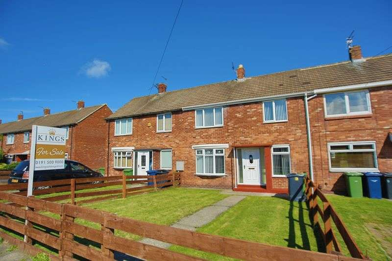 2 Bedrooms Terraced House for sale in Chesterton Road, South Shields