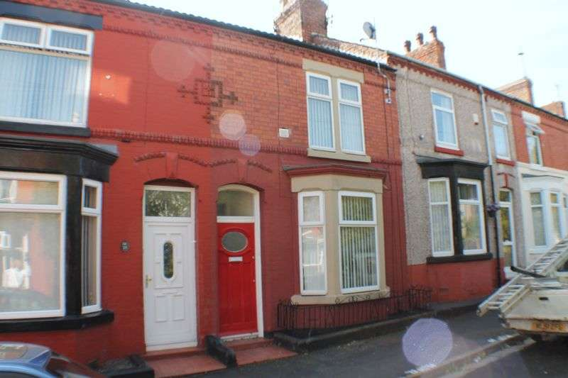 2 Bedrooms Terraced House for sale in Eldon Road, Rock Ferry