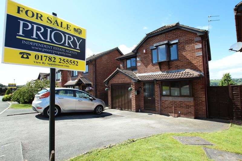 4 Bedrooms Detached House for sale in Redwing Drive, Biddulph