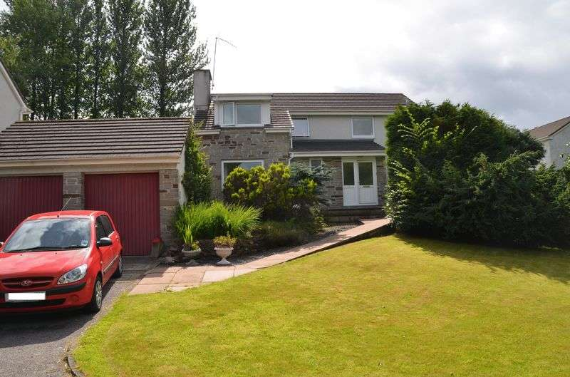 5 Bedrooms Detached House for sale in Ingra Tor, Yelverton