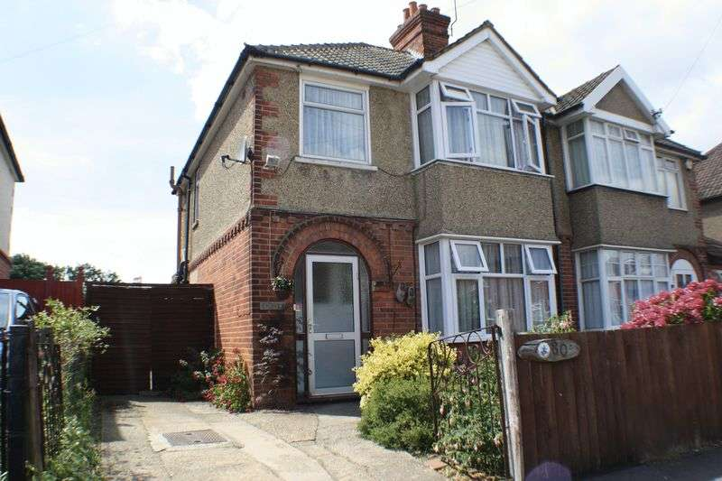 3 Bedrooms Semi Detached House for sale in Anderson Avenue, Reading
