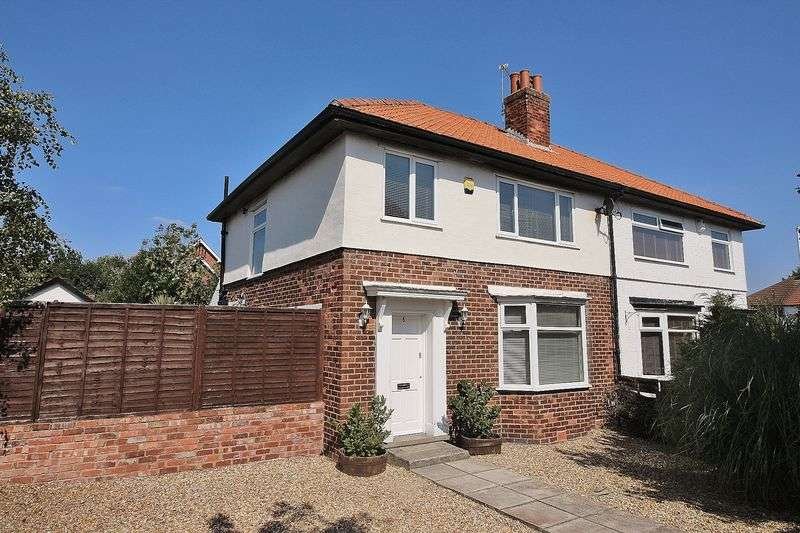 3 Bedrooms Semi Detached House for sale in Staveley Road, Ainsdale