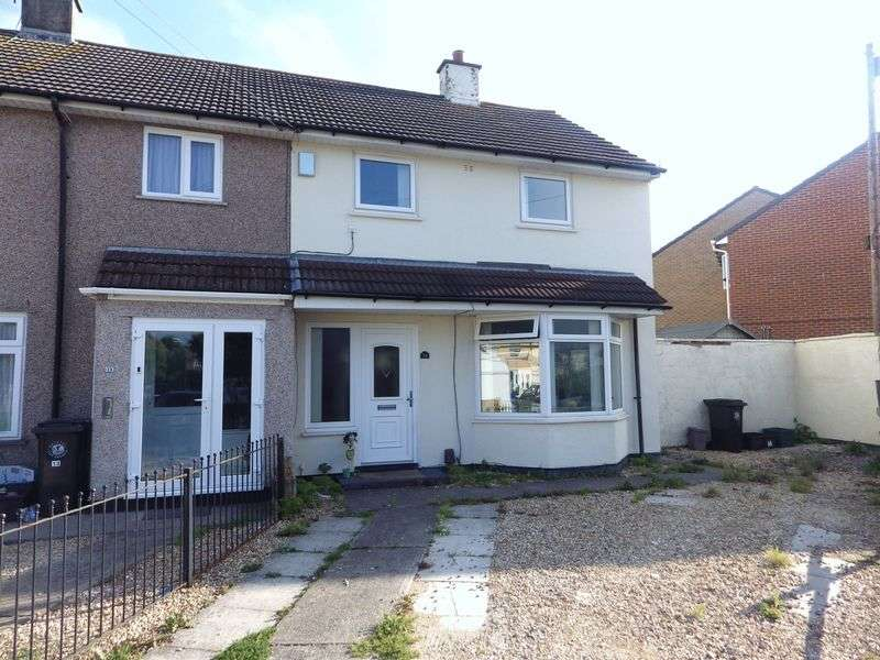 2 Bedrooms Terraced House for sale in Wolfridge Gardens, Brentry