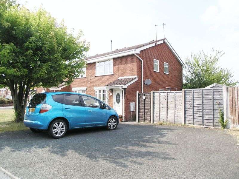 1 Bedroom Flat for sale in BRIERLEY HILL, Amblecote, Barbrook Drive