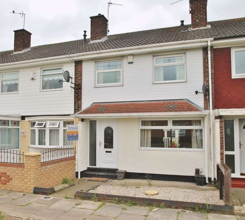 3 Bedrooms Terraced House for sale in Ravendale Road, Priestfields