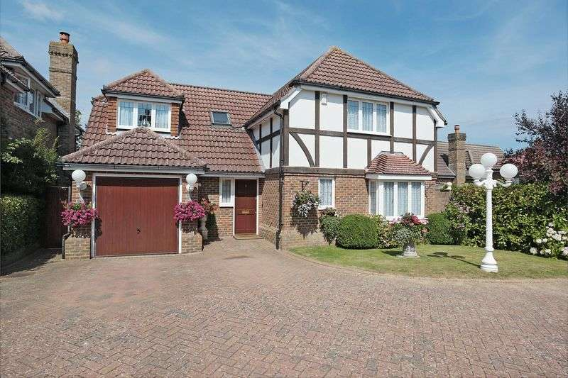 4 Bedrooms Detached House for sale in Mulberry Park, Maresfield, East Sussex