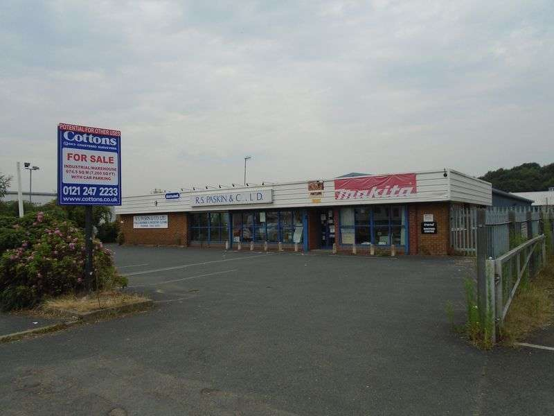 Property for sale in Oldington Trading Estate, Kidderminster
