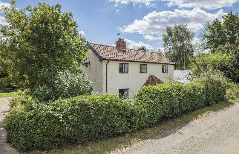 5 Bedrooms Detached House for sale in Needham, Upper Brook Lane