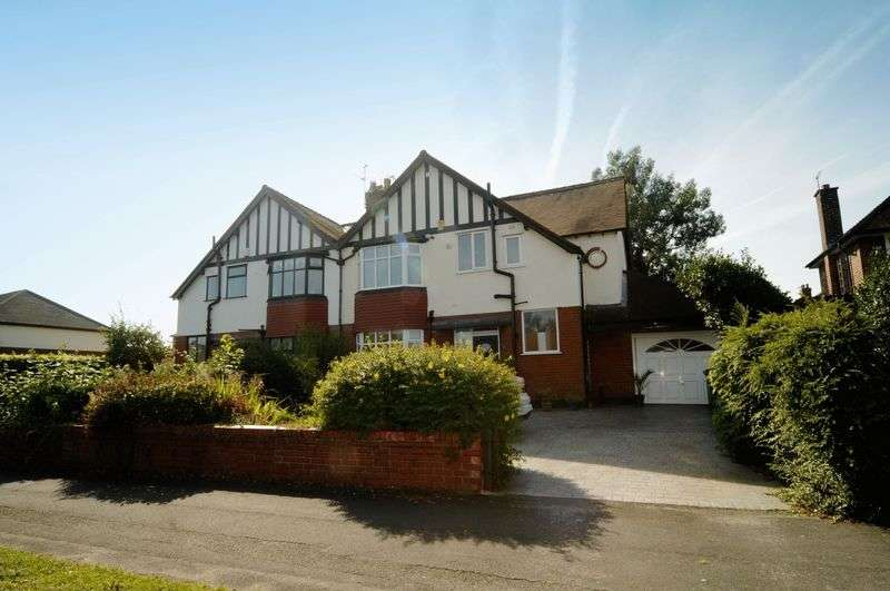 4 Bedrooms House for sale in Knutsford Road, Warrington