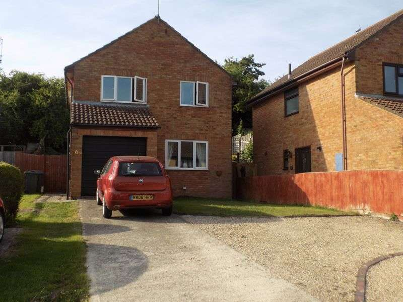 4 Bedrooms Detached House for sale in Westbury Park, Royal Wootton Bassett