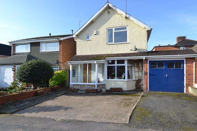 3 Bedrooms Detached House for sale in Highfields, Bromsgrove