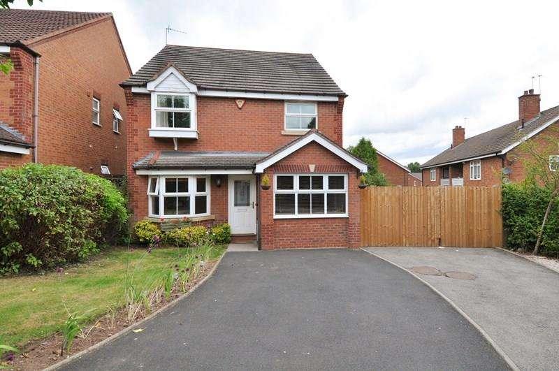 4 Bedrooms Detached House for sale in Foxfield, Northfield, Birmingham