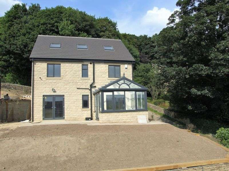 5 Bedrooms Detached House for sale in Slade Lane, Riddlesden