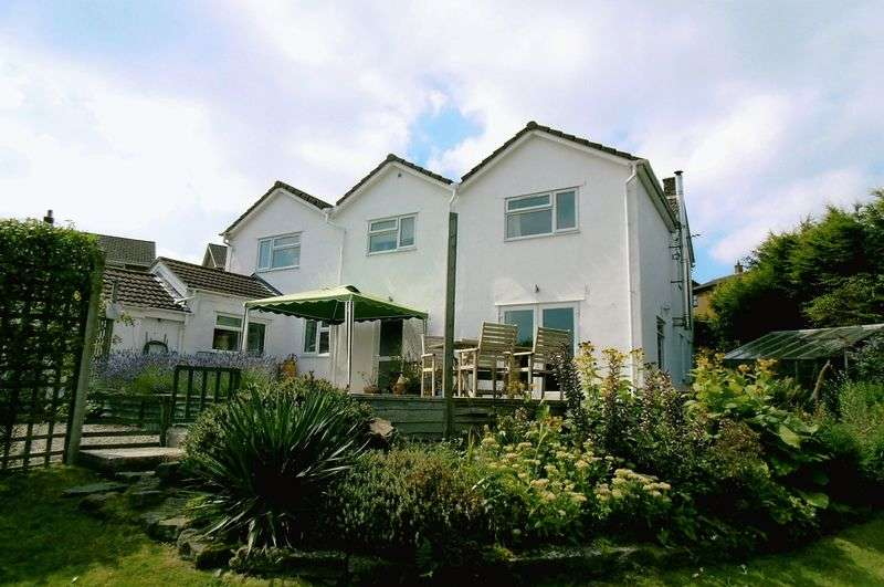4 Bedrooms Detached House for sale in RUARDEAN HILL, DRYBROOK, GLOUCESTERSHIRE