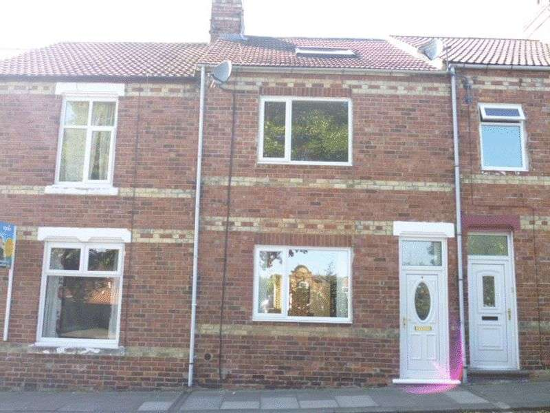 2 Bedrooms Terraced House for sale in High Melbourne Street, Bishop Auckland