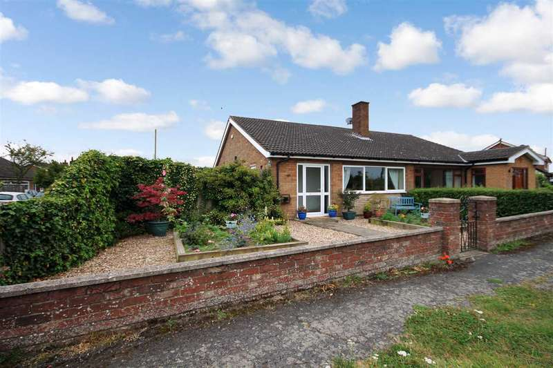 3 Bedrooms Bungalow for sale in Coopers Close, Witnesham