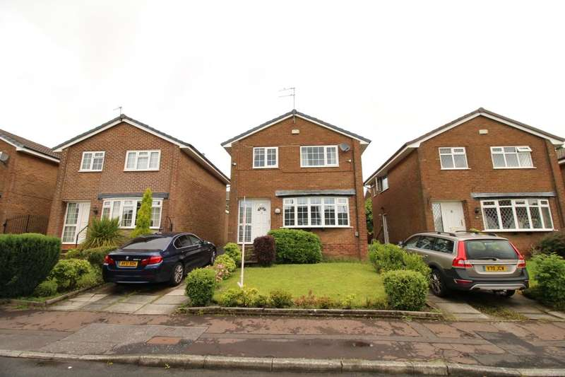 3 Bedrooms Detached House for sale in Augusta Close, Rochdale, OL12