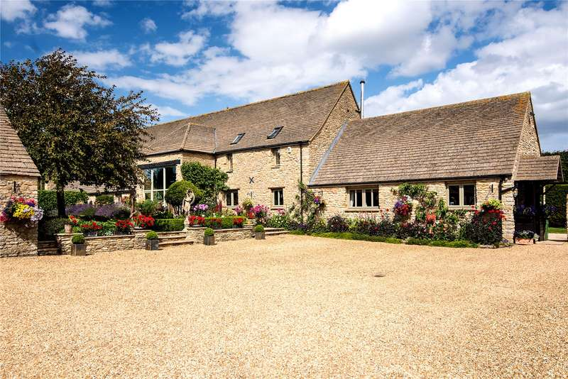 5 Bedrooms House for sale in Buckland, Faringdon, Oxfordshire, SN7