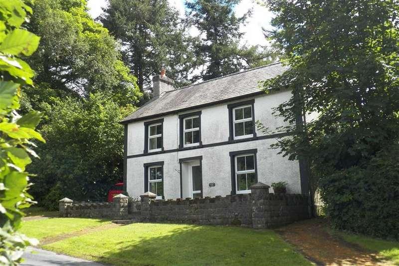 4 Bedrooms Property for sale in Llanfihangel-Ar-Arth, Pencader