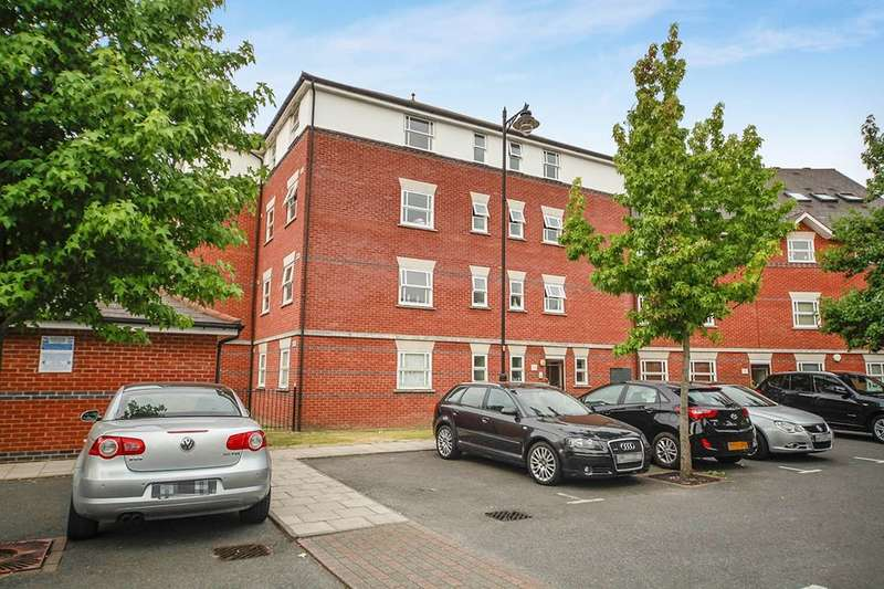 2 Bedrooms Flat for sale in Macmillan Way, London, SW17