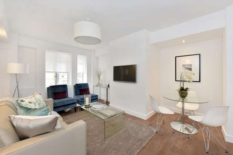 3 Bedrooms Flat for sale in Fursecroft, Brown Street, Marylebone, W1