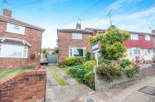3 Bedrooms End Of Terrace House for sale in Dorrit Way, Rochester, Kent