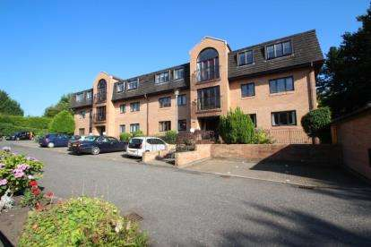 2 Bedrooms Flat for sale in The Beeches, Ayr Road