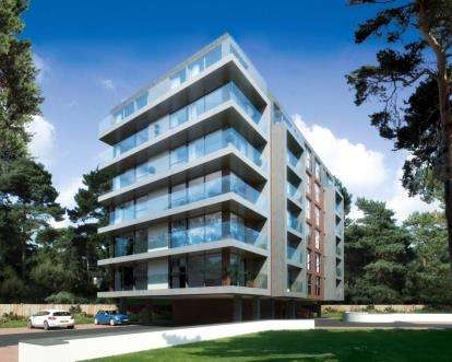 1 Bedroom Flat for sale in 7 Wootton Mount, Bournemouth, Dorset