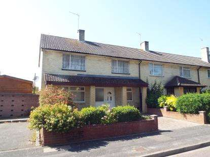 4 Bedrooms End Of Terrace House for sale in Maybush, Southampton, Hampshire