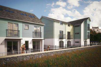 3 Bedrooms Mews House for sale in Pen Y Bont By The River Side, Abersoch, LL53