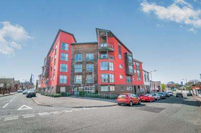 2 Bedrooms Flat for sale in Salisbury Street, Liverpool, Merseyside, L3
