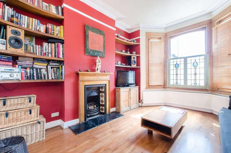 1 Bedroom Flat for sale in Kay Road, Clapham North, SW9