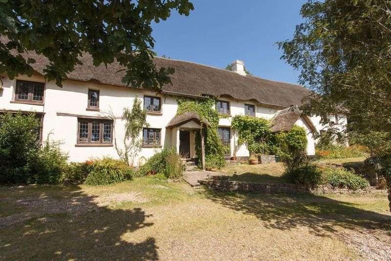 7 Bedrooms Cottage House for sale in Wigham, Morchard Bishop