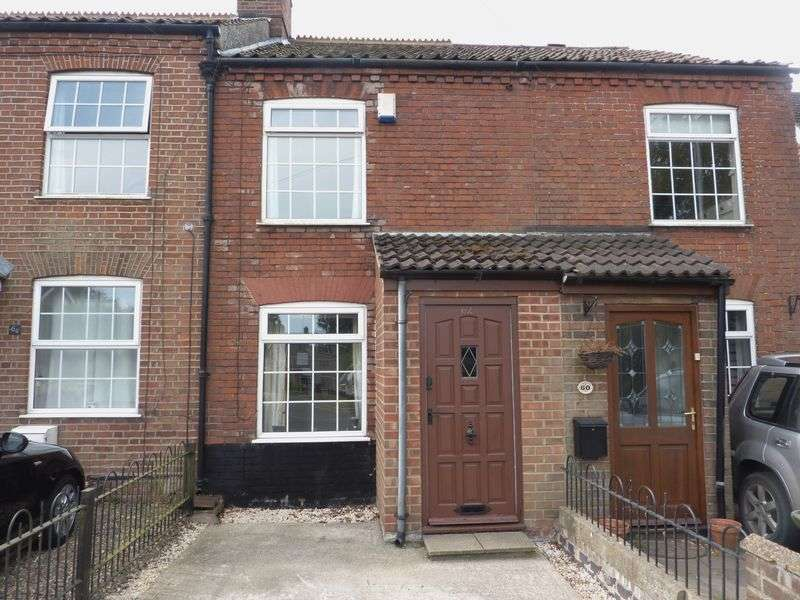 2 Bedrooms Terraced House for sale in CHARACTER TERRACE PROPERTY