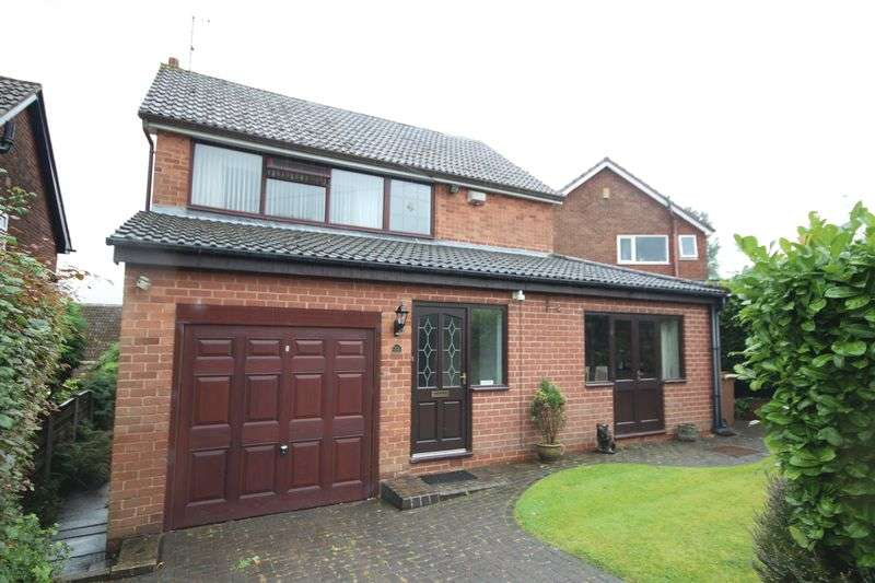 3 Bedrooms Detached House for sale in LINKS VIEW, Half Acre, Rochdale OL11 4DD