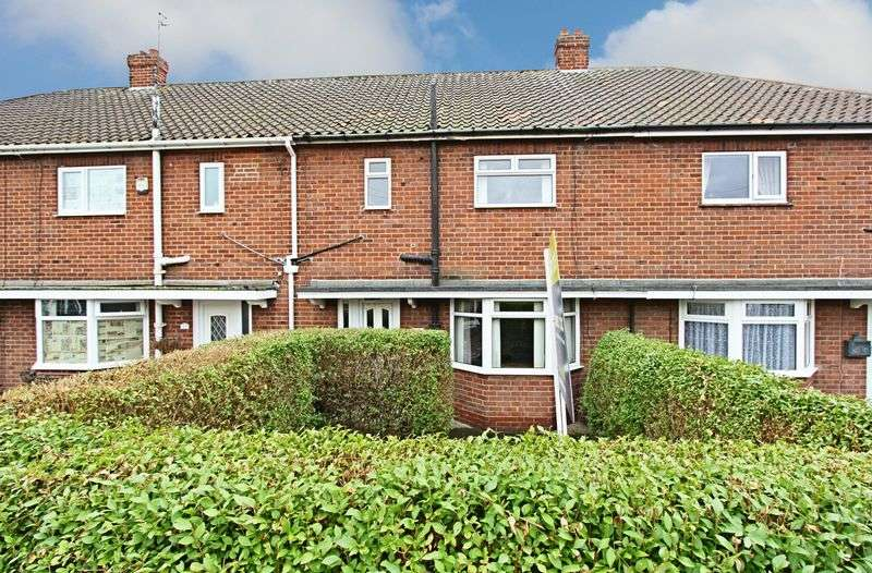 3 Bedrooms Terraced House for sale in Grangeside Avenue, Hull