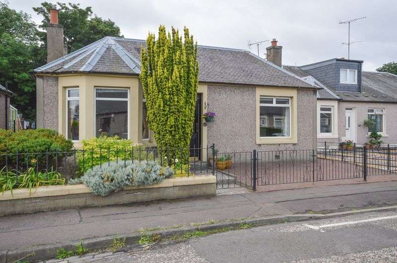 2 Bedrooms Detached Bungalow for sale in 113 Restalrig Avenue, Restalrig, Edinburgh, EH7 6PN