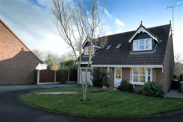 4 Bedrooms Detached House for sale in The Orchards, Ackworth