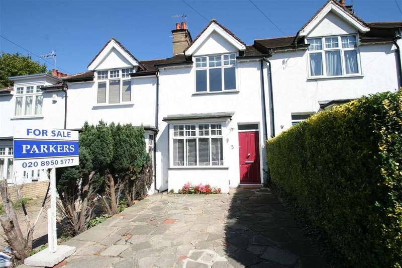 2 Bedrooms Terraced House for sale in Titian Avenue, Bushey