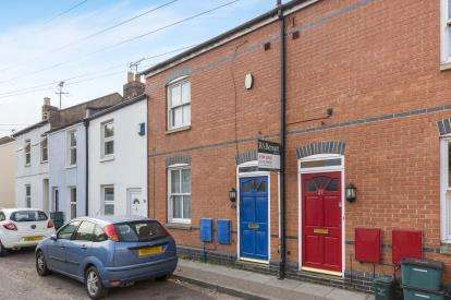 3 Bedrooms Terraced House for sale in Glenfall Street, Cheltenham, Gloucestershire, Cheltenham