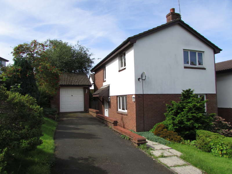 4 Bedrooms Detached House for sale in Applefield, Northwich