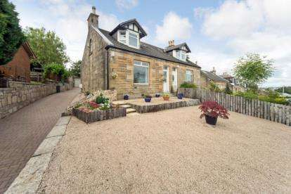 3 Bedrooms Semi Detached House for sale in Machan Road, Larkhall, South Lanarkshire